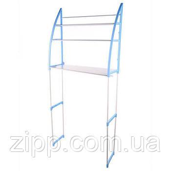 Полиця-стелаж підлогова над унітазом  Стійка на туалет  Полиці у ванну кімнату
