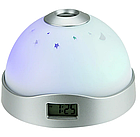 Часы 2091 с проектором| Ночник-часы| Ночник с часами| Проектор-часы с LED подсветкой, фото 2