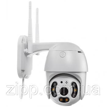 Камера видеонаблюдения PTZ WiFi xm 2mp  Камера видеонаблюдения уличная  Камера видеонаблюдения
