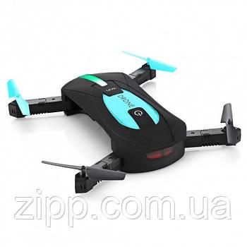 Квадрокоптер для селфи Drone JY018 Mini HD  Селфи-дрон  Квадрокоптер с камерой
