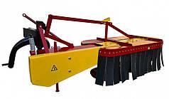Косилка роторная для трактора КР 1,25 с защитным кожухом