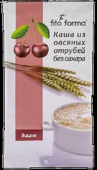Каша из овсяных отрубей Fito Forma без сахара с Вишней (40 грамм)