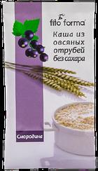 Каша из овсяных отрубей  Fito Forma без сахара с Черной Смородиной (40 грамм)