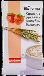 Каша из овсяных отрубей без сахара с Клубникой (40 грамм)