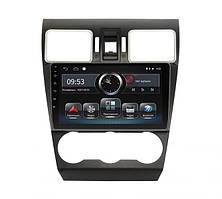 INCar Штатна магнітола Incar PGA-5012 для Subaru Forester 2015-2018, Impreza 2015-2017, WRX 2014+, XV