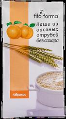 Каша из овсяных отрубей  Fito Forma без сахара с Абрикосом (40 грамм)