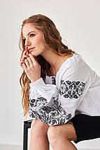 Вишита жіноча блуза - Жар-Птиця, фото 3