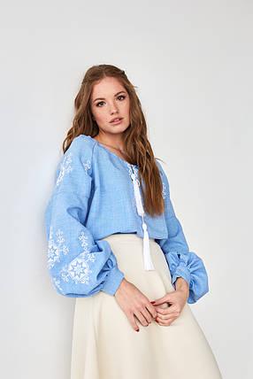 """Блузка с вышивкой """"Звезда"""", фото 2"""