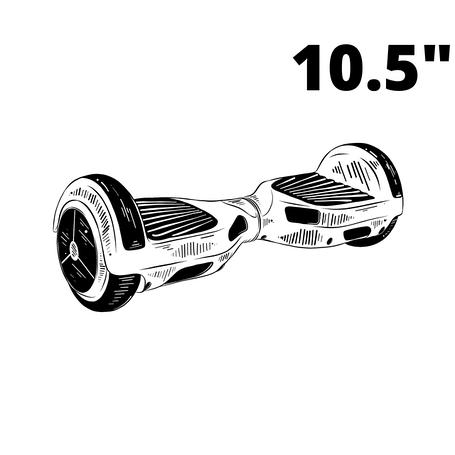 Гіроборд 10,5 дюймів