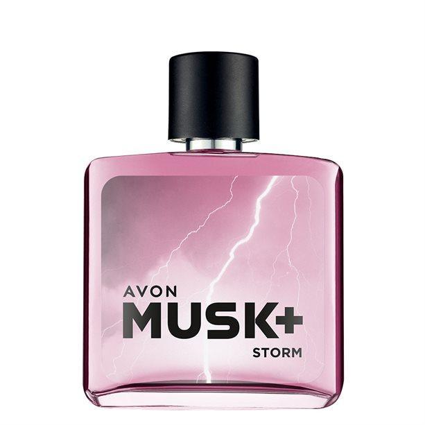 Туалетная вода мужская Avon Musk Storm 75 мл