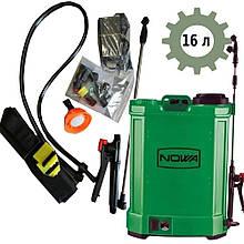 Акумуляторний обприскувач NOWA OP 0816m (16 л, 12V, 8 а / ч)