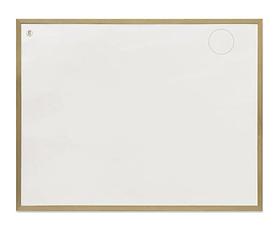 Магнітно-маркерна дошка в дерев'яній рамі 2х3. Всі розміри. Біла дошка для малювання маркером