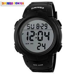 Водонепроницаемые часы SKMEI 1068 (Black)
