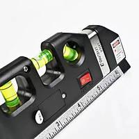 Лазерний рівень Laser Level Pro 3 з вбудованою рулеткою