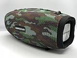 Портативная колонка Hopestar H41, стерео колонка Bluetooth c пыле-влагозащитой, беспроводная Камуфляж, фото 3