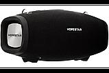Портативная колонка Hopestar H41, стерео колонка Bluetooth c пыле-влагозащитой, беспроводная Черный, фото 3