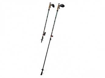 УЦЕНКА ! Трекинговые палки CRIVIT Pro ® FX-Carbon Black для нордической ходьбы Германия