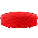 Портативная колонка Hopestar H41, стерео колонка Bluetooth c пыле-влагозащитой, беспроводная Красный, фото 5