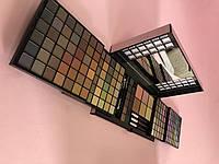 Большой набор косметики для век Nordstrom (палетка и палитра румян для лица, мейкап, макияж, makeup)