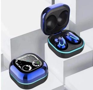 Навушники S6SE з кейсом   Бездротові bluetooth-навушники   Блютуз навушники