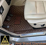 3D Коврики BMW X6 E71 из Экокожи (2008-2014), фото 8