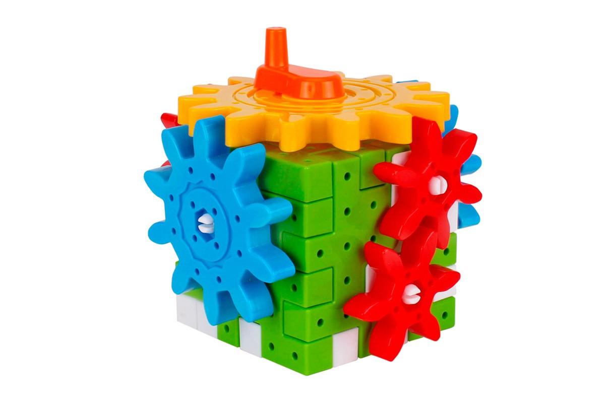 Куб Розумний малюк Конструктор ТехноК 7266
