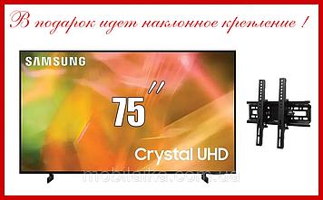 "Телевізор Samsung 75"" 75AU8002 I 4K I Smart TV"