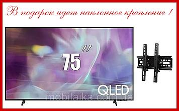 """Телевізор Samsung 75"""" 75Q60AAU I 4K I Smart TV"""