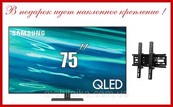 "Телевізор Samsung 75"" Q80AAT I 4K I Smart TV I 120Hz"