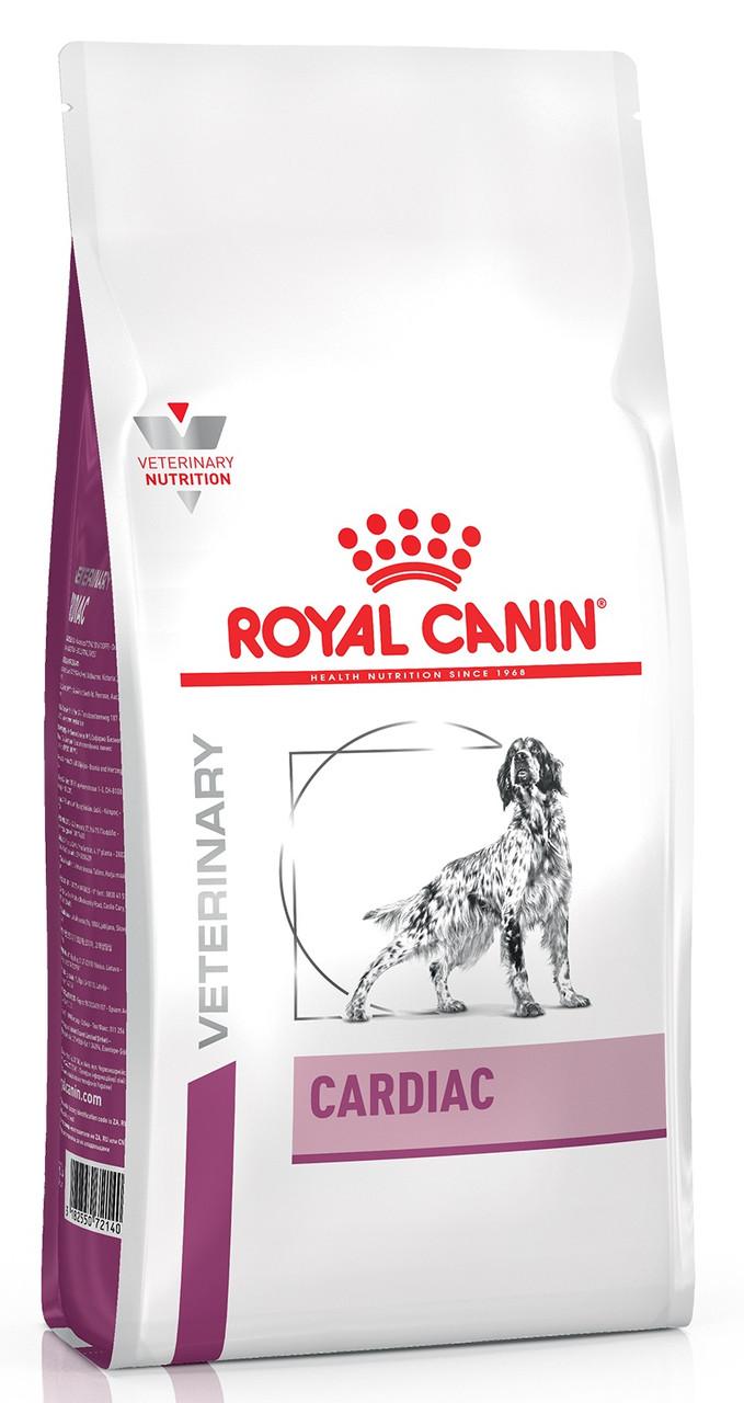 Сухий корм для собак Royal Canin Cardiac при хворобах серця 2 кг