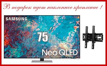 "Телевізор Samsung 75"" 75QN85AA I 4K I Smart TV I 2021"