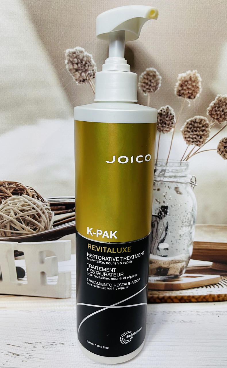 Реконструирующая био-маска для волос Joico K-Pak Revitaluxe Treatment, 25мл