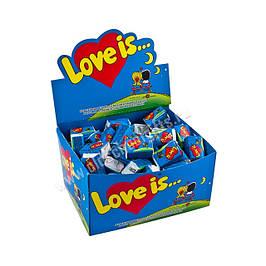 Жевательные резинки LOVE IS...