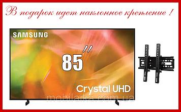 """Телевізор Samsung 85"""" AU8002 I Ultra HD 4K I Smart TV"""