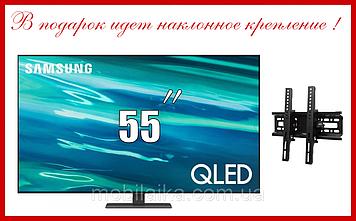 """Телевізор Samsung 55"""" QE55Q80A I Smart TV I Ultra HD 4K"""