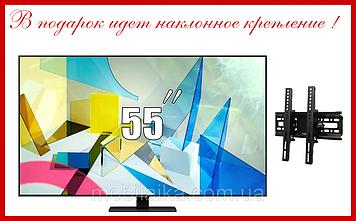 """Телевізор Samsung 50"""" QE50Q80T I Smart TV I Ultra HD 4K"""
