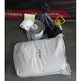 Комплект (оранжевый) на 10 м² необходимых материалов для бетона: пластификатор, пигмент, разделитель, лак, фото 2