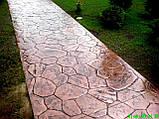 Комплект (оранжевый) на 10 м² необходимых материалов для бетона: пластификатор, пигмент, разделитель, лак, фото 10