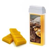 Віск для депіляції картридж касета ItalWax Natural 100 г - натуральний