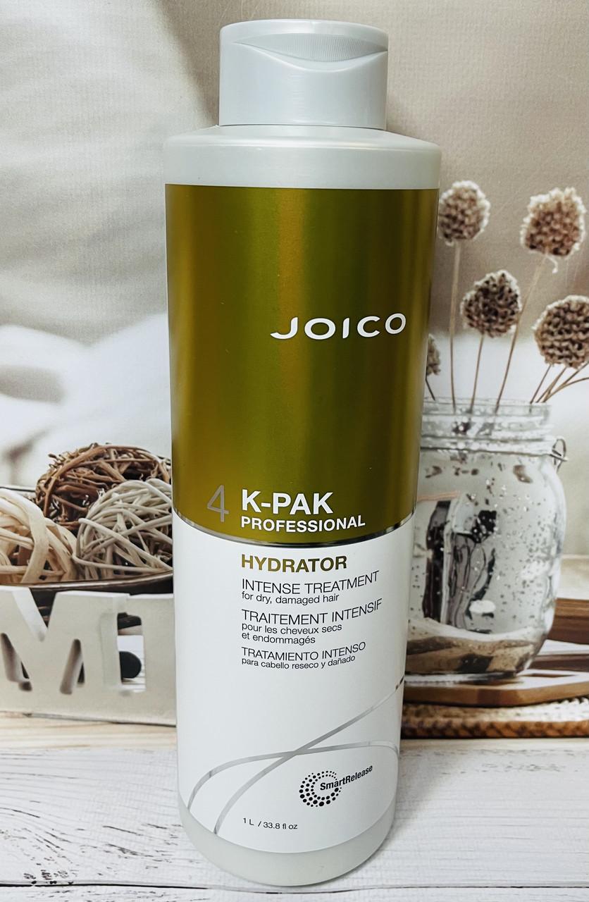 Увлажнитель интенсивный для сухих и поврежденных волос Joico K-Pak Intense Hydrator, 30мл