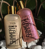 Кокосове масло для засмаги з шиммером Top Beauty Coconut Oil Shimmer 200 мл, Pearl, фото 3