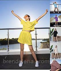 Спортивные костюмы для девочек лето 10 лет ( р 38)  рост 140