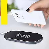 Бездротове зарядний пристрій Awei W2. Колір чорний