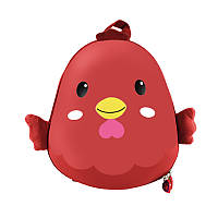 Рюкзак детский Lesko 6037 Chick Красный (6832-23417)