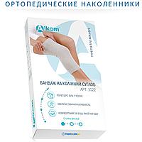 Пов'язку на колінний суглоб еластичний Алком 3022, фото 1