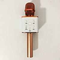 Мікрофон Q-7 Wireless Rose. Колір рожевий