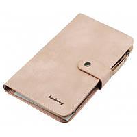 Жіночий гаманець Baellerry JC224. Колір рожевий
