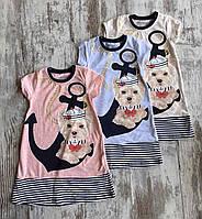 Дитяча сукня 2-5 років на дівчаток оптом Туреччина
