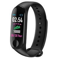 Смарт-часы Smart Watch M3. Цвет: черный