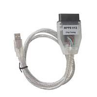 MPPS V13.02 OBD2 программатор ЭБУ ECU автомобилей, 100335